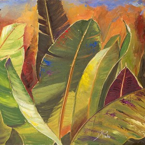 8861A - Through the Leaves Square II 26x26