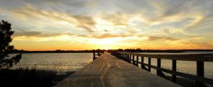 Cape Fear ,River Road Pier