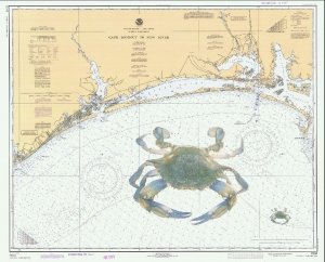 Cape Lookout to New River with crab
