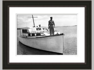 Captain Returning Brumley 24x30