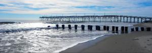 Carolina Beach Pier and Ruins