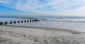 Carolina Beach Breakwater