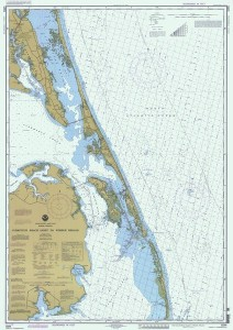 Currituck chart custom sizeable