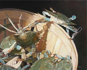 Elaine Hahn Crab Escape