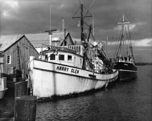 Fishing Boat A.Brown