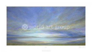 Glow on the Bay 153030fn 24x42