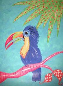 IMG 0480 toucan right 20x24