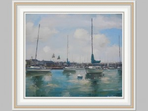 Marina Sailboats 2