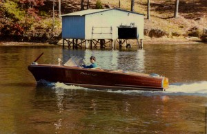 CHRIS CRAFT AND BOATHOUSE, K.POPE