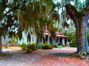 Old House Saturated 24x30