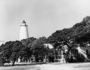 Outer Banks History Collection 25 Bald Head light