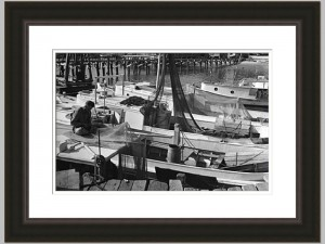 Shrimpers at Southport Brumley 24x30