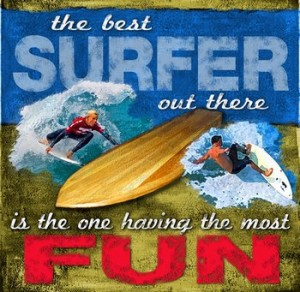 Surfer Fun