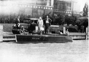 Vintage Chris-Craft and Water Skiing 1