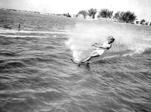 Vintage Chris-Craft and Water Skiing 10