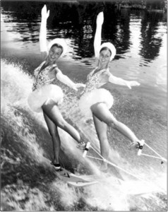 Vintage Chris-Craft and Water Skiing 12