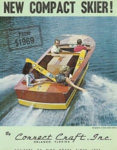 Vintage Chris-Craft and Water Skiing 14