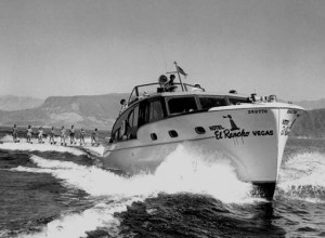 Vintage Chris-Craft and Water Skiing 16