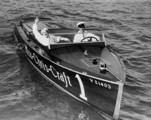 Vintage Chris-Craft and Water Skiing 19