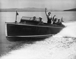 Vintage Chris-Craft and Water Skiing 20
