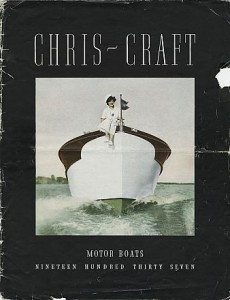 Vintage Chris-Craft and Water Skiing 25