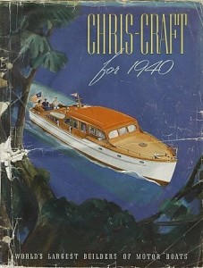 Vintage Chris-Craft and Water Skiing 28