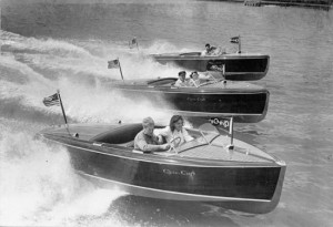 Vintage Chris-Craft and Water Skiing 29