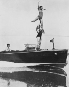 Vintage Chris-Craft and Water Skiing 32