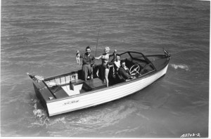Vintage Chris-Craft and Water Skiing 35