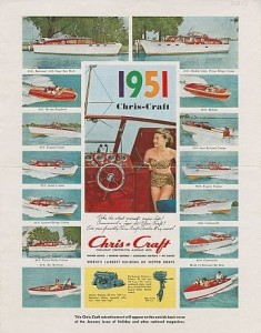 Vintage Chris-Craft and Water Skiing 38
