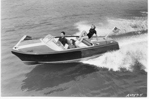 Vintage Chris-Craft and Water Skiing 39