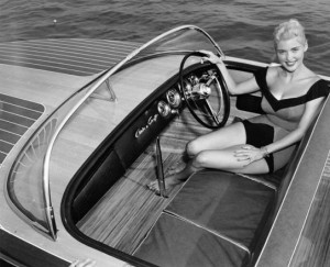 Vintage Chris-Craft and Water Skiing 40