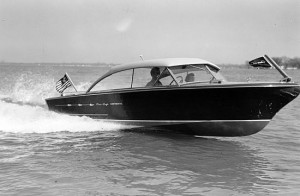 Vintage Chris-Craft and Water Skiing 46