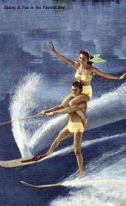 Vintage Chris-Craft and Water Skiing 50
