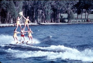 Vintage Chris-Craft and Water Skiing 53
