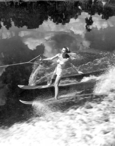 Vintage Chris-Craft and Water Skiing 6