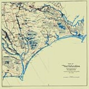 wilmington chart 1864 custom sizes available